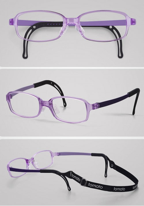 Tomato Junior Frame (Purple Black) - Eleven2Six Store in India