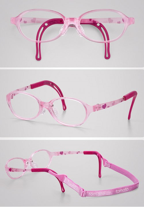Tomato Kids Frame (Pink Hearts) - Eleven2Six Store in India