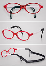 TKAC15 Tomato Kids Frame (Red-White-Black) - Eleven2Six Store in India