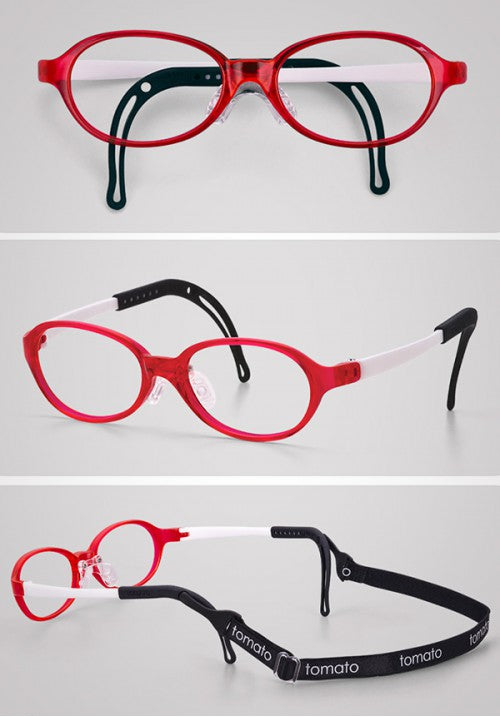 Tomato Kids Frame (Red-White-Black) - Eleven2Six Store in India
