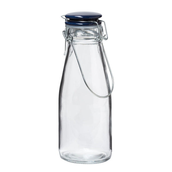 Milk Street Vintage Glass Bottle