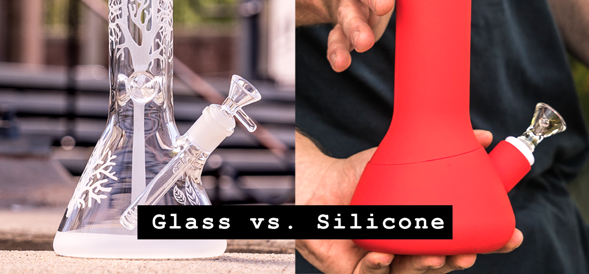 glass silicone
