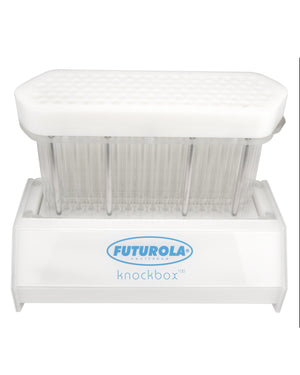 Futurola Knockbox 3/100 + Standard Filling Kit Top View