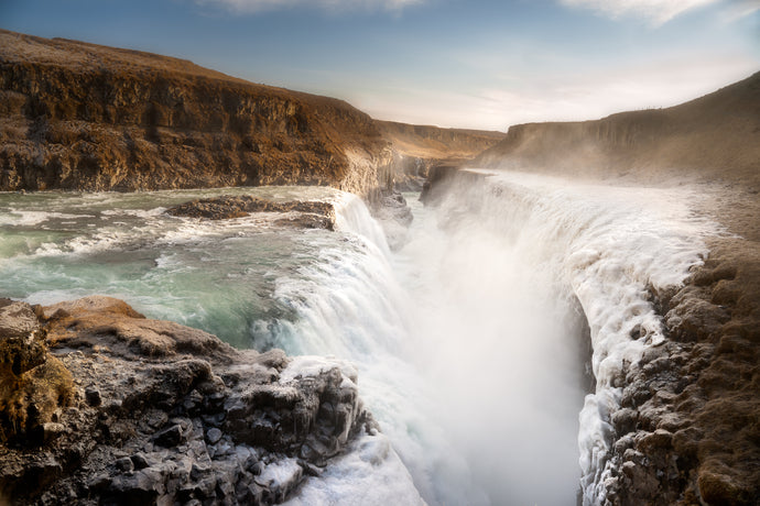 Gullfoss Remastered
