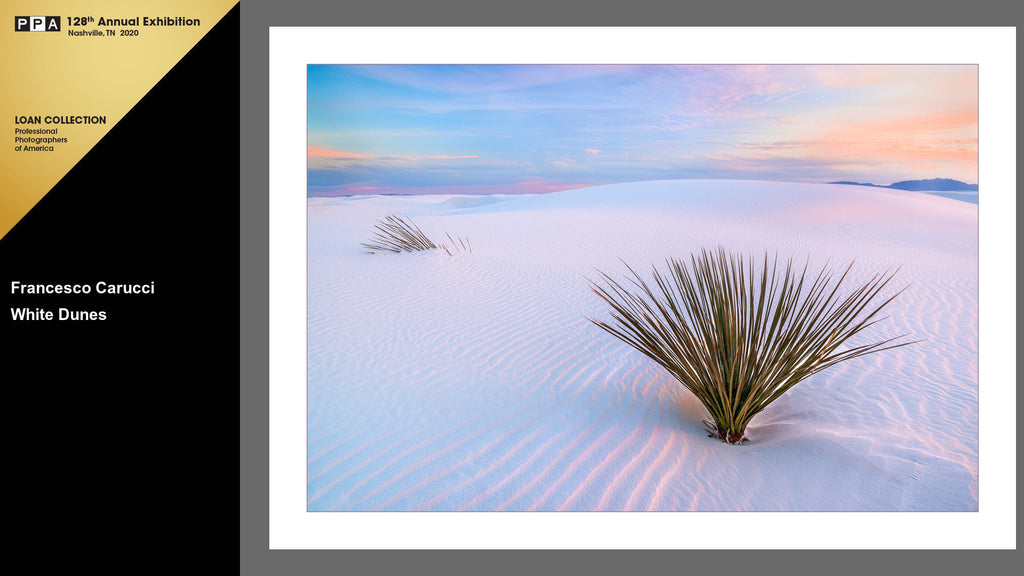 White Dunes, Fine Art Limited Edition Print.