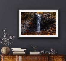 Load image into Gallery viewer, Black Wall Falls Limited Edition Print