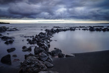 Load image into Gallery viewer, Black Sand - Francesco Emanuele Carucci Photography