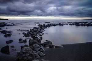 Black Sand Limited Edition Print