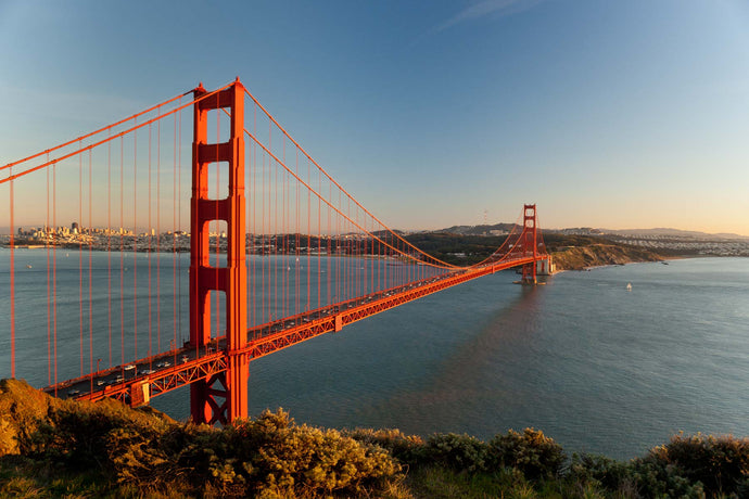 Golden Gate - Francesco Emanuele Carucci Photography