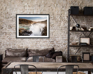 Gullfoss Limited Edition Print