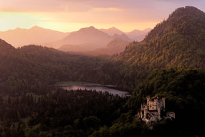 Hohenschwangau Castle Limited Edition Print