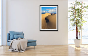 Golden Wave Limited Edition Print