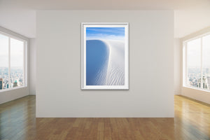 White Wave Limited Edition Print