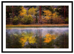 Silver Lake Limited Edition Print