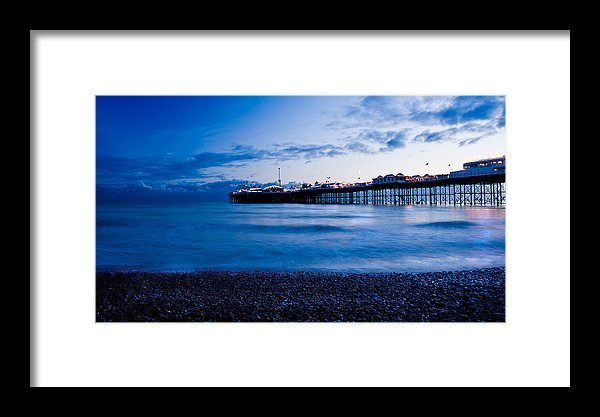 Brighton Pier Limited Edition Print