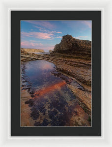 Panther Beach, Calm Limited Edition Print