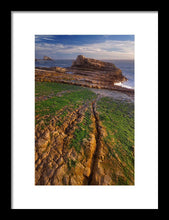 Load image into Gallery viewer, Panther Beach - Falling Limited Edition Print