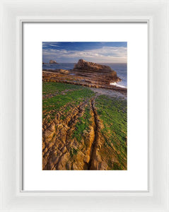Panther Beach - Falling Limited Edition Print