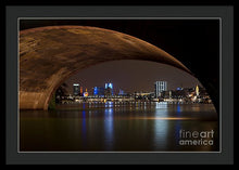 Load image into Gallery viewer, Frankfurt By Night - Francesco Emanuele Carucci Photography