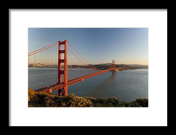 Golden Gate Limited Edition Print