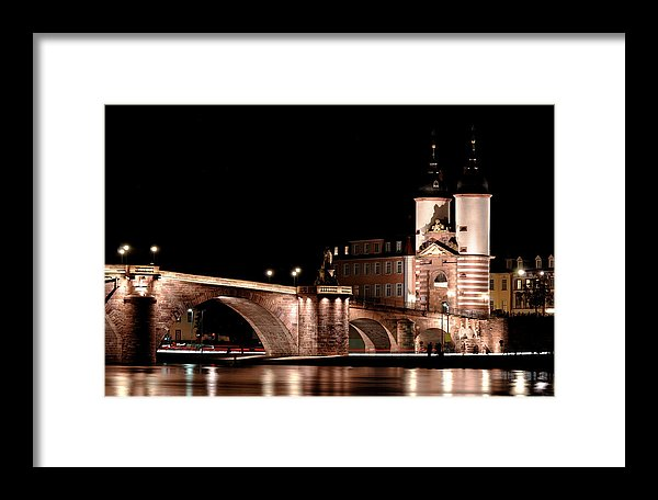 Heidelberg Bridge - Francesco Emanuele Carucci Photography