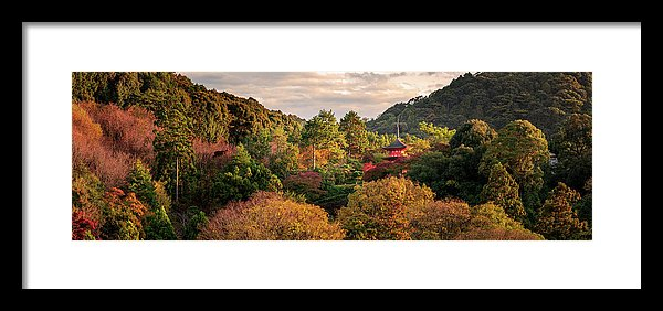 Higashiyama Limited Edition Print