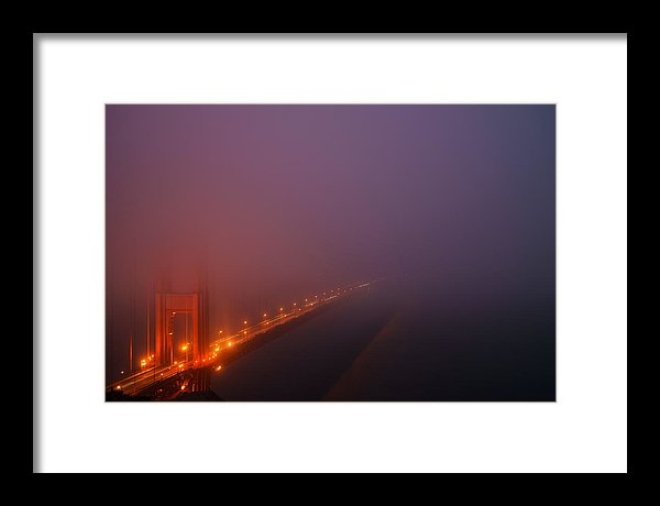 Misty Gate Limited Edition Print