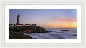 Pigeon Point Limited Edition Print