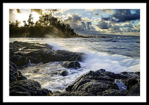 Sunset In Hilo Limited Edition Print