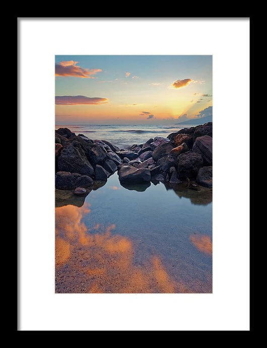 Sunset In Maui Limited Edition Print