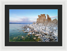 Load image into Gallery viewer, Tufa Limited Edition Print