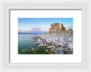 Tufa Limited Edition Print