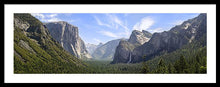 Load image into Gallery viewer, Yosemite Valley Limited Edition Print