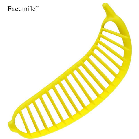 1 Pcs Banana Slicer & Vegetable Chopper Tool