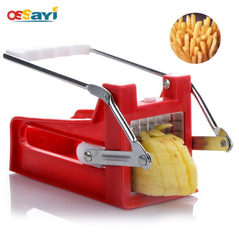 French Fry Cutter & Chips Maker