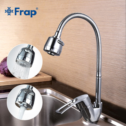 Mixer Cold and Hot Flexible Kitchen Tap