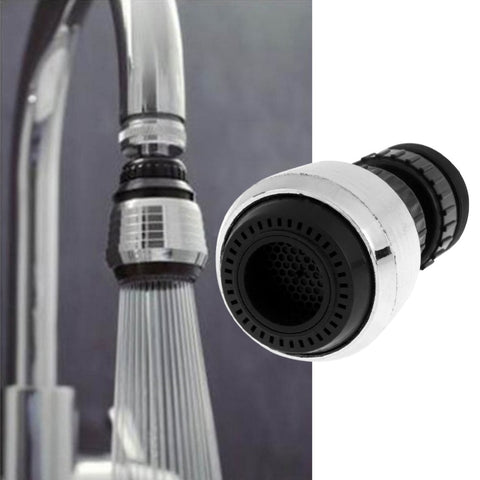 360 Rotary  Faucet Shower Pull out