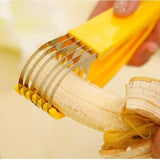 Stainless Steel Banana/sausages Slicer
