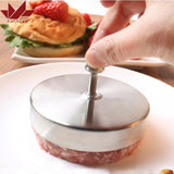 Stainless Steel Hamburger/burger Press