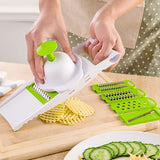 5 Blade Vegetables Cutter/Slicer Tools