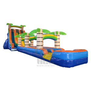 Tropical Thunder Water Slide