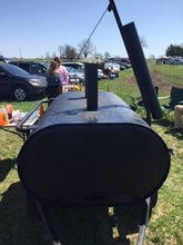 Load image into Gallery viewer, Commercial BBQ Smoker
