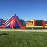 The Challenger Obstacle Course