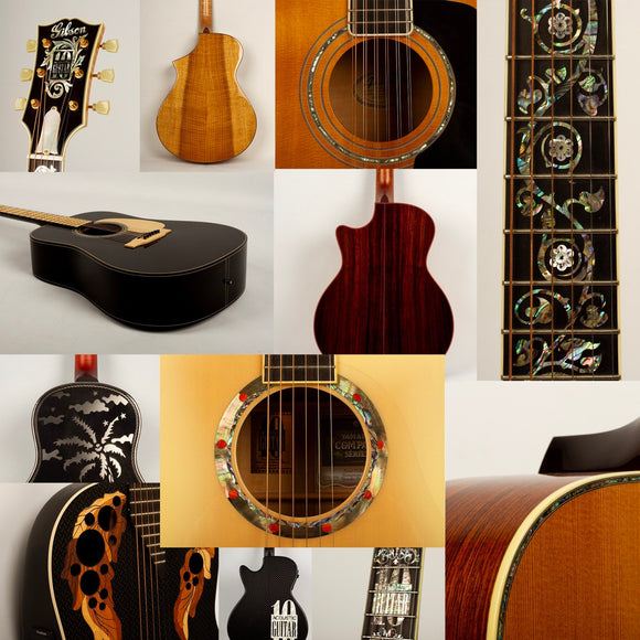 April 2020 Guitar Auction