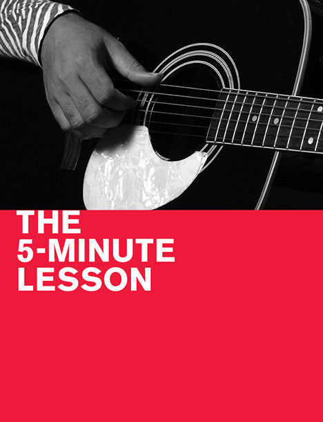 The 5-Minute Lesson