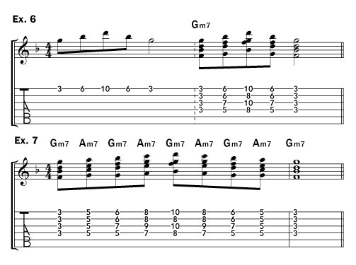 Harmonize a Melodic Line with Block Chords – Acoustic Guitar