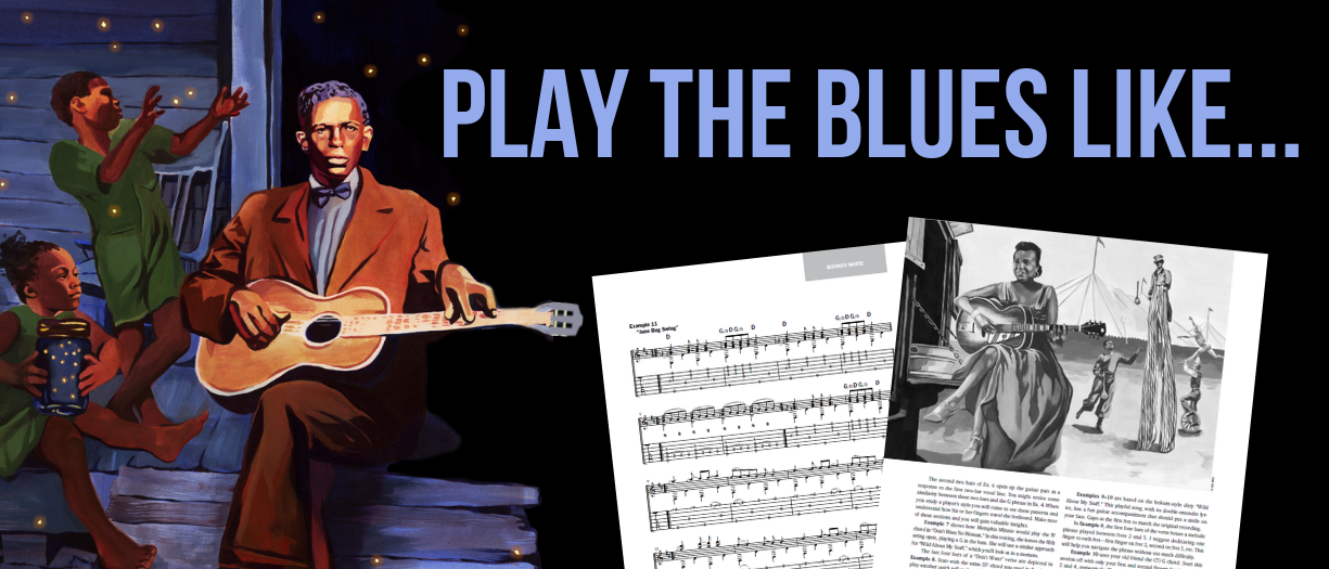 New! Play the Blues Like...