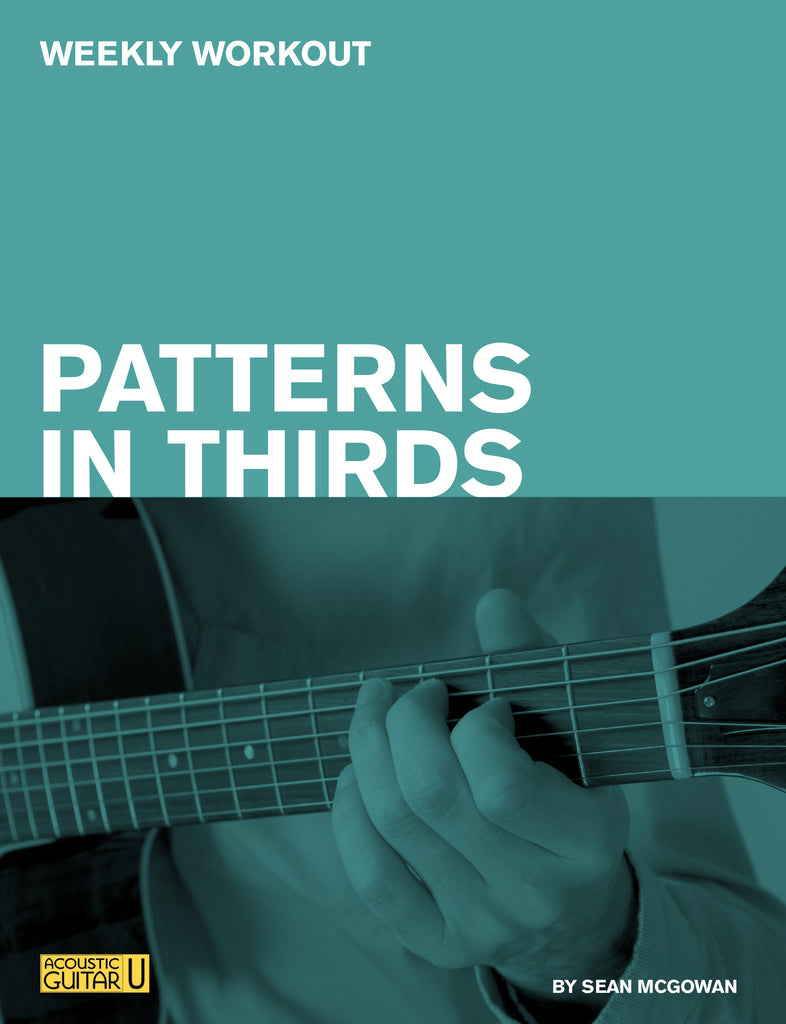 Weekly Workouts:  Patterns in Thirds