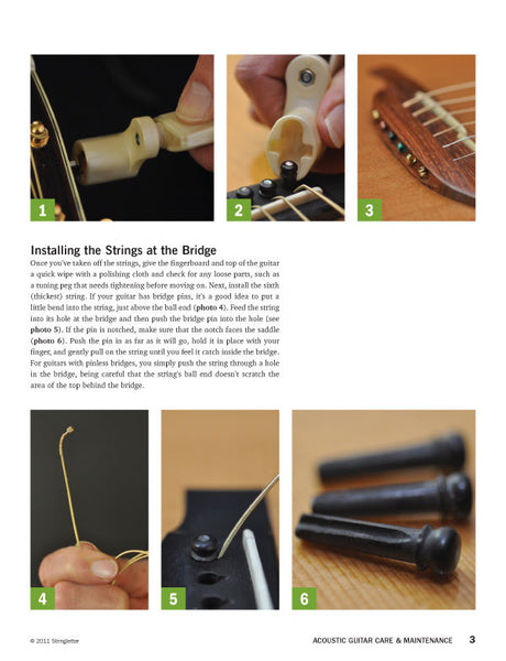 Acoustic Guitar Care & Maintenance: Complete Edition