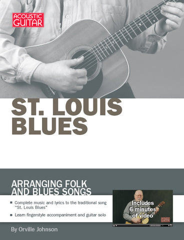 Arranging Folk and Blues Songs: St. Louis Blues
